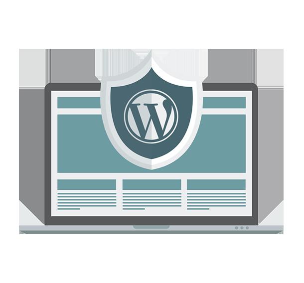 Nom De Code Wp Logo Maintenance WordPress 610px